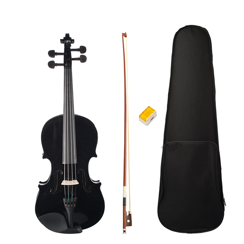 Suitable for Beginners Violin 4/4 Full Size Violin 4 String Maple High Quality Violin image