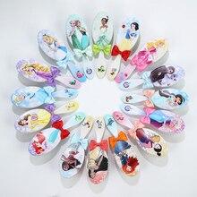 16 models Disney Girls Comb Frozen Elsa Anna disney Princess snow white Cute Massage Comb  Comb Disney Cartoon comb Toys gifts