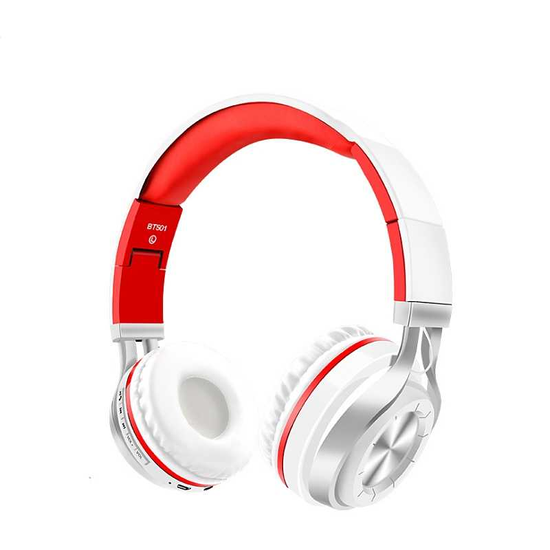 LVcards4 Hi Fi Headphone Stereo Di Earphone Musik Headset (Bluetooth4.1 Mendukung FM/TF Kartu) nirkabel Earphone Di Headphone