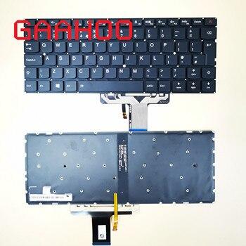 Clavier rétro-éclairé UK/GB pour Lenovo IdeaPad 710s-13 710S-13IKB 710S-13ISK Air 13 Pro 510s-13 710s-14 ordinateur portable