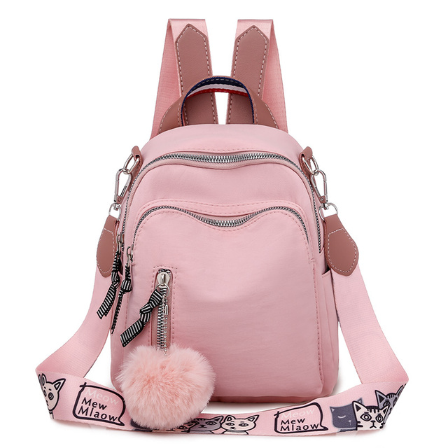 Small Travel Backpack for Teenage Girl 8