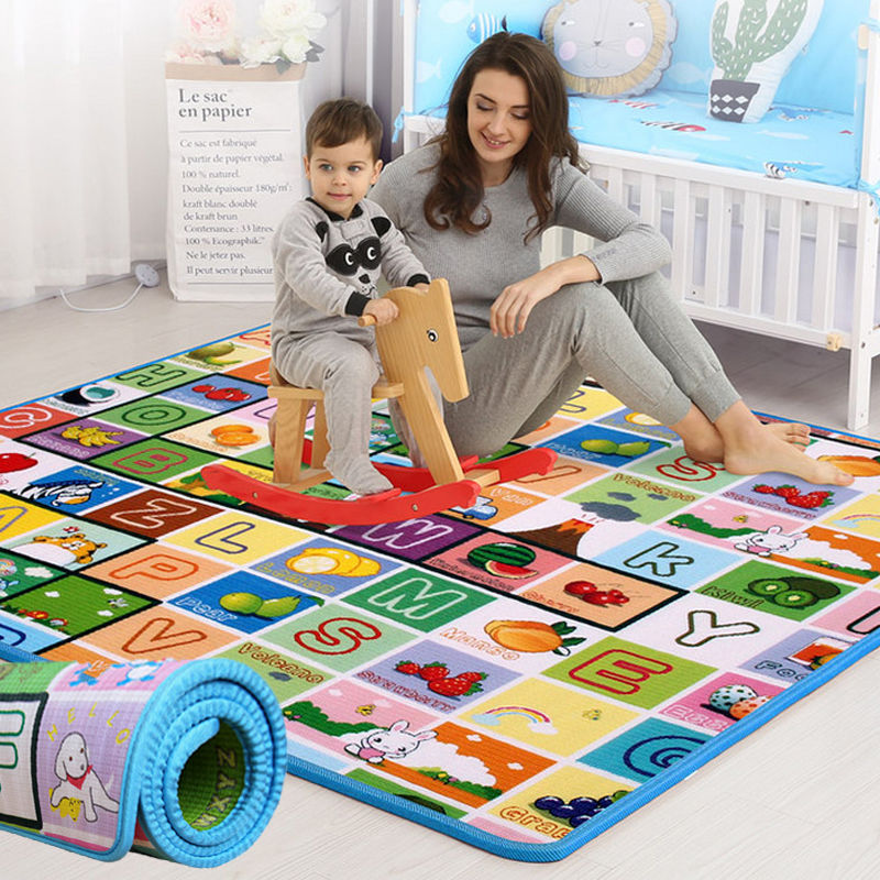Baby Play Mat Kids Developing Mat Eva Foam Gym Games Play Puzzles Baby Carpets Toys for Children's Rug Soft Floor Yoga Mat