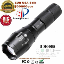 Portable Mini Powerful Led Flashlight LED