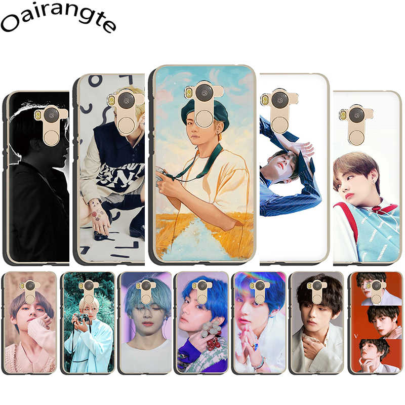 Kim V Taehyung Transparant Hard Telefoon Cover Case voor Redmi 4X4 5 6 7A GAAN Note5 6 7 8 K20 Pro