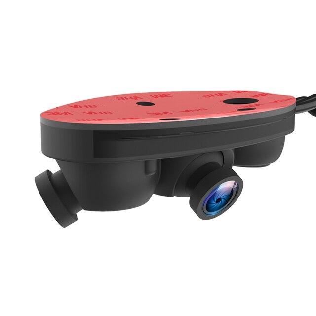 Nuevo estilo 2020, sistema de cámara de coche con pantalla de 10 pulgadas y 6 cámaras para el coche familiar