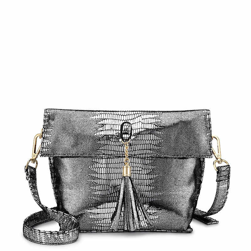 Shoulder bag women messenger bags brand summer bag High quality crossbody bags for women tassel artificial leather ladies
