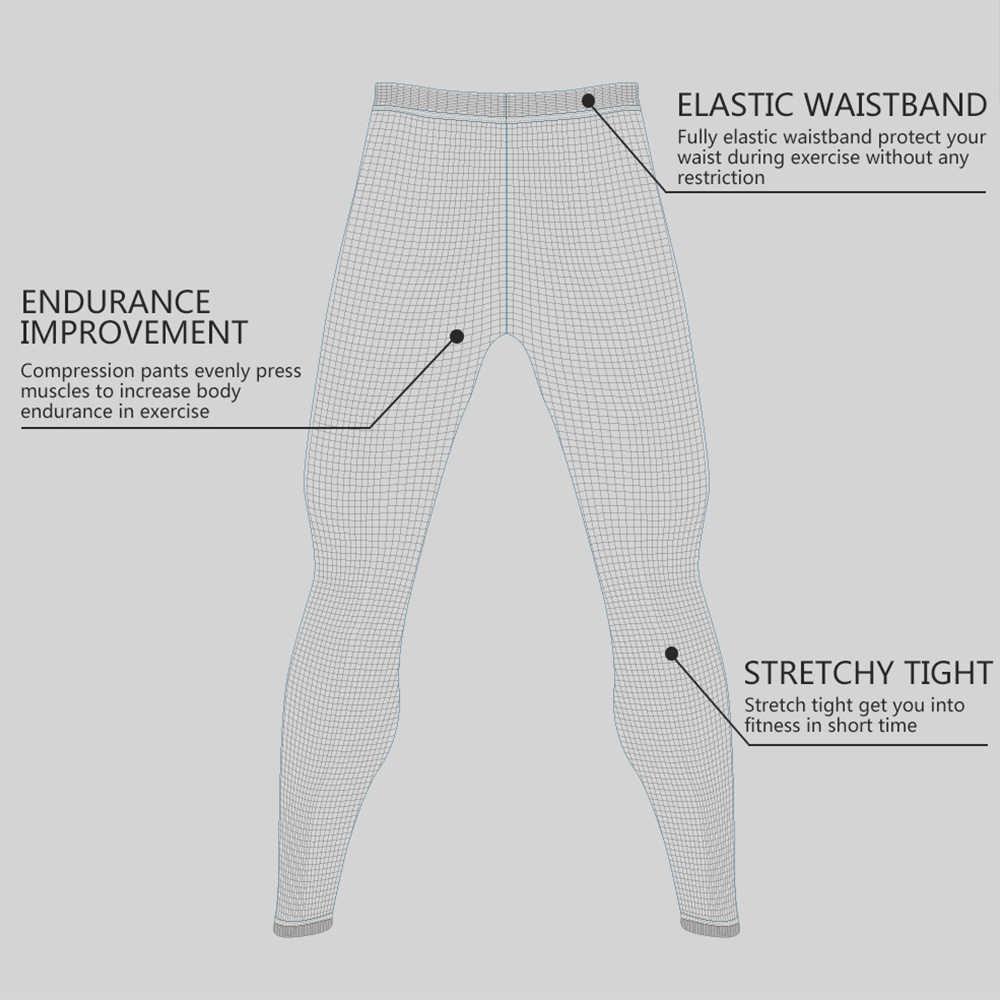 Besi Jia's Pria Pakaian Dalam Termal Set Motor Lapisan Dasar Musim Dingin Hangat Ketat Panjang Polo Shirt Bawah Suit