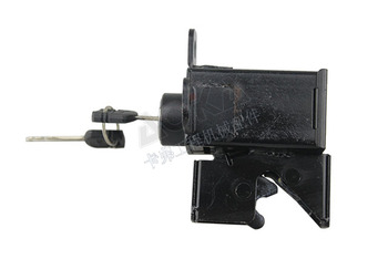 Free shipping for Hitachi EX70 trunk lock, excavator trunk lock cab lock assembly accessories digger parts