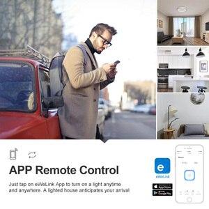 Image 3 - Itead Sonoff TH16 15A Wifi commutateur sans fil intelligent capteur de température et dhumidité eWeLink fonctionne avec Alexa Google Home IFTTT