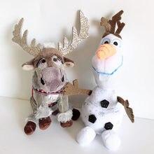 Kawaii Movie Snowman i Sven Elk Deer 6