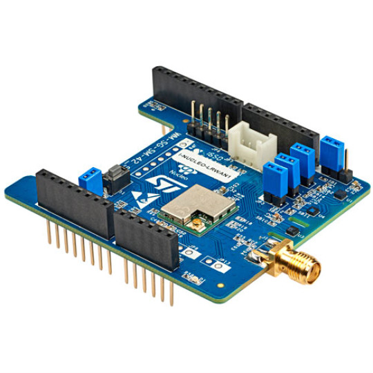 I-NUCLEO-LRWAN1 STM32 Development Board Expansion Kit LoRaWAN Module SX1272 ST image