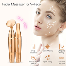 Acne-Remover Massager Vibration Skin-Tightening Lifting-Facial-Spa Multifunctional Essence