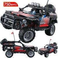 750pcs Scorpion suv Vehicle Model Building Blocks legoingly Technic Car City Bricks Sets Education Toys for Children Boys gifts