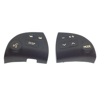"""2 sztuk 240 wielofunkcyjny głośnik Bluetooth proszę kliknąć na przycisk """" włącznik do toyoty Lexus ES350 przyciski na kierownicy 84250-33190 tanie i dobre opinie SPJP CN (pochodzenie)"""