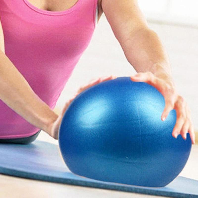 Non-burst and non-slip Exercise Ball for Gym/Yoga to Improve Balance and Flexibility 2