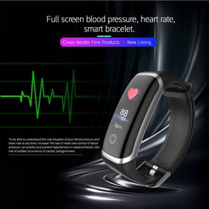 Image 3 - IP67 Waterproof Smart Wristband Heart Rate Monitor Smartband Smart Bracelet Men Women Watch for iOS Android Bluetooth Smartwatch