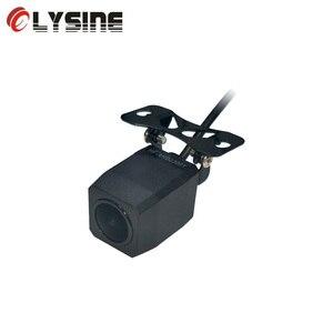 Olysine Original Rear View Camera 4 Pin AHD 1920*1080P Reversing Cam 2.5mm AV in interface for Car DVR Mirror Dash Cam Universal