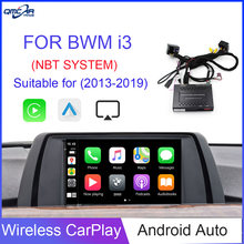 QMCAR Senza Fili di Apple CarPlay per BWM I3 Android Auto /Carplay Supporto Mirrorlink e ios 13 Airplay(China)