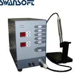 SWANSOFT Automatic Numerical Control Pulse Argon Arc Welder Spot Welder for Soldering Jewelry 220V 100W