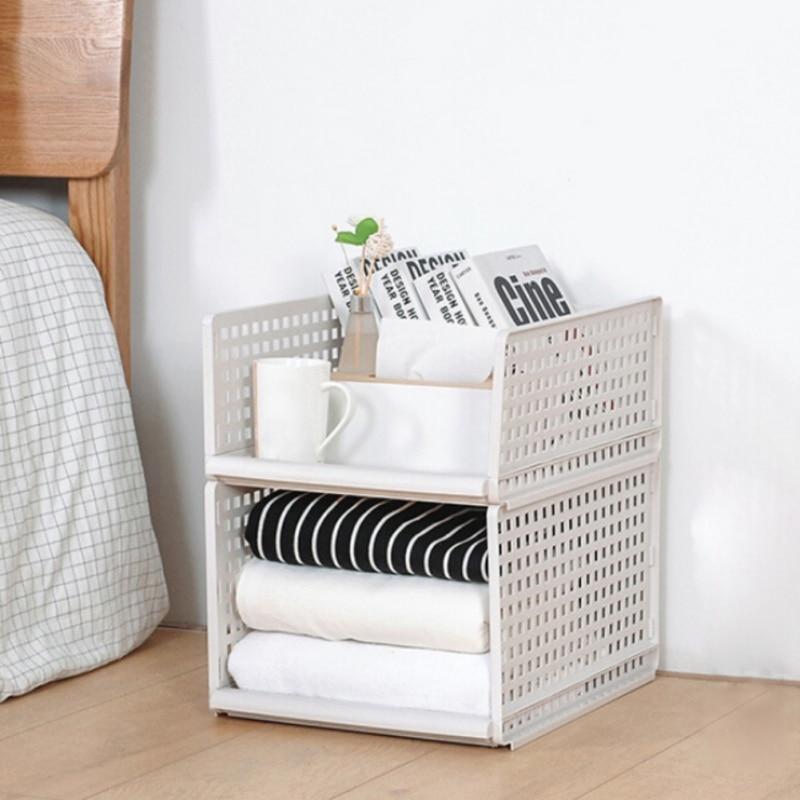 White Closet Shelf Dividers E