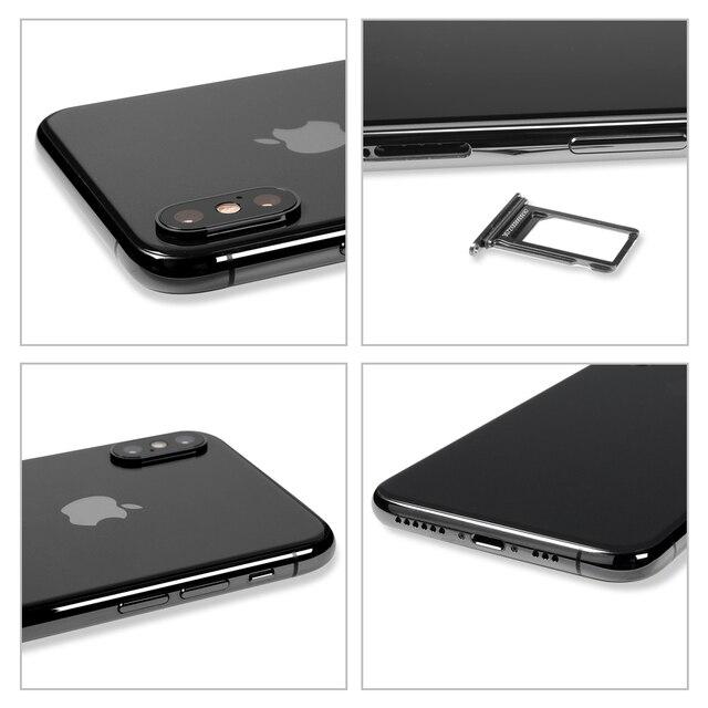 "Original Apple iPhone XS Unlocked Used like New Cellphone 4GB RAM 64GB/256GB ROM 5.8"" Hexa Core iOS A12 Bionic 4G LTE  Smartphon 5"