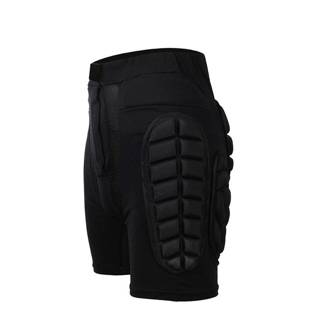 Outdoor Total Impact Hip Pad Protective Shorts Light Snowboard Ski Skating Hip Protection Padded Sports Gear Unisex 3