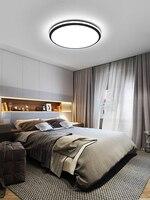 The NEWEST Modern LED Ceiling Lights Living Room Lights Ceiling Lamps High Power More Brightness 5cm Thin 220v