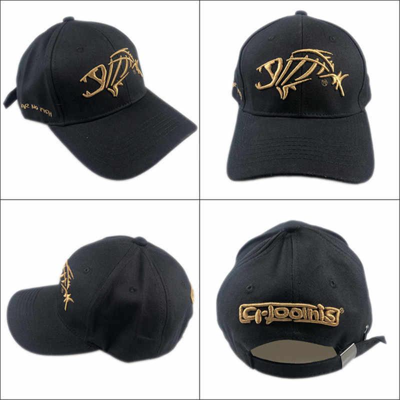 2020 рыбья кость Для Мужчин's Бейсбол Кепки Для женщин Для мужчин Snapback Рыбацкая шляпа c вышивкой, для отца пижамный комплект с рисунком «человека Кепка-тракер в армейском стиле летние Фишер бренд Для мужчин Кепки