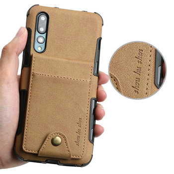 Cloth Card Slot for Huawei P30 Pro Case Funda Huawei P20 Lite Case P20Lite Cover for Huawei P30 Lite Case P20 Pro P20Pro P 30