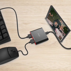 Image 5 - Ipega PG9116 PG 9116 Bluetooth מקלדת ועכבר ממיר עבור אנדרואיד משחק בקר ג ויסטיק Pubg נייד FPS משחקים
