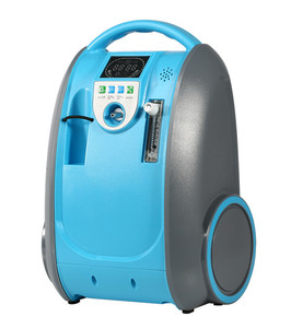 Image 2 - 5L Batterij Zuurstofconcentrator Voor Gezondheid Medische Gebruik O2 Generator Thuis Auto Outdoor Reizen Gebruik Beweegbare Copd Zuurstof Generator