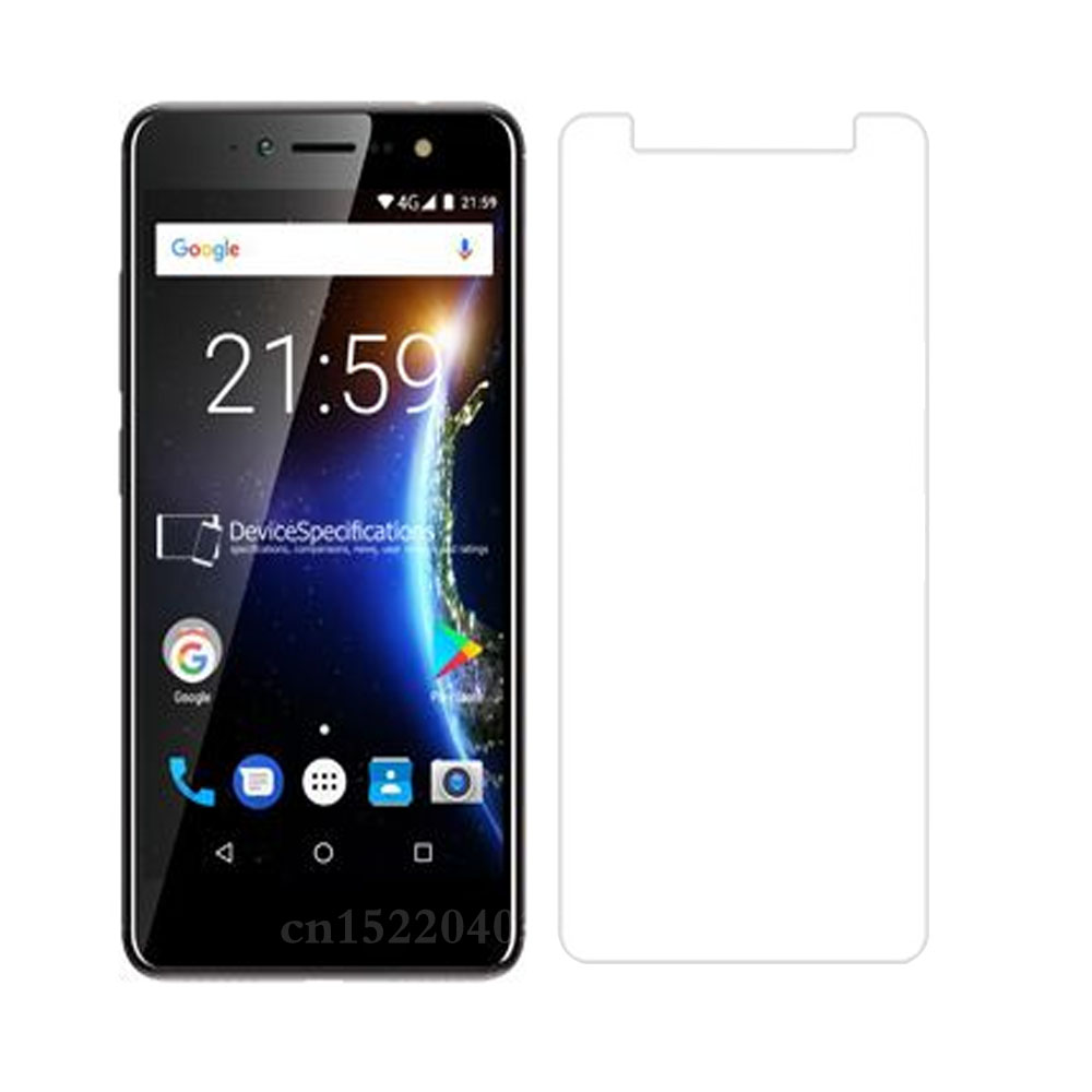 Screen Protector For Just5 Cosmo L707 L808 C100 C105 Freedom M303 X1 Blaster 2 Tempered Glass Film Protective Screen Cover(China)