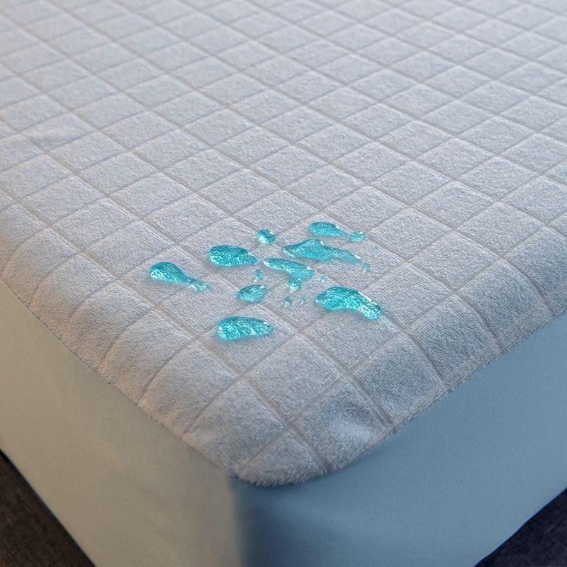 Super King Snuggledown Clean /& Protect Teflon Mattress Topper