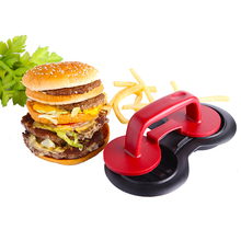 Pie-Mold Sandwich-Maker Burger-Machine Cutlet Meat-Press Chef Kitchen-Tool-Accessories