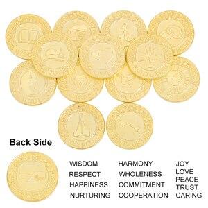 Image 5 - Серебряные английские свадебные серьги, монеты с подарочной коробкой, филиппинские серьги, Свадебный комплект монет, свадебная церемония, свадебные украшения для невесты