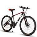 Горный велосипед для взрослых мужчин и женщин  Молодежные гонки  двойные дисковые тормоза  бездорожье  демпфирование  смещение велосипеда