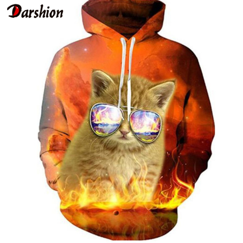 High Quality Wolf 3D Printed Cool Top Men's Hoodies Sweatshirt Fashion Brand Men Funny Plus Size XXS-4XL Hoodies For Men Clothes