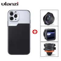 Ulanzi 17mm Thread Phone case for iPhone 11/11 Pro/11 Pro max Huawei P30 Pro for Ulanzi Anamorphic Lens Ulanzi Phone Lens W case