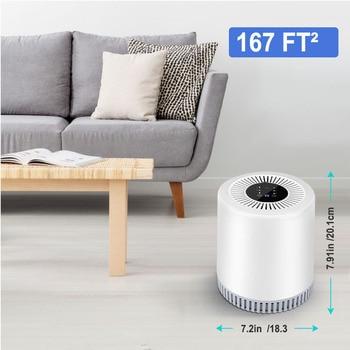 Очиститель воздуха для дома и автомобиля, 110-240...