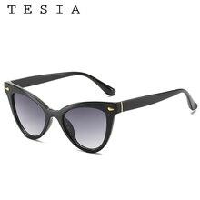 Vintage Luxury Cat Eye Sunglasses Women