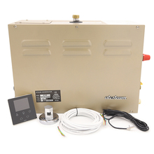6KW self draining Steam Bath Generator Homeuse Steam Shower Generator household steam shower intelligent steam generator