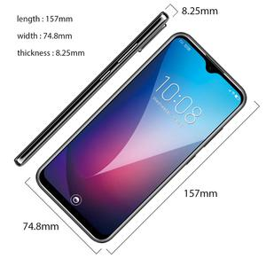 "Image 4 - 6G Ram 128G Rom Oukitel Y4800 Smartphone Android 9.0 6.3 ""19.5:9 Fhd Octa Core Mobiele Telefoon Id Vingerafdruk 4000Mah 9V/2A"