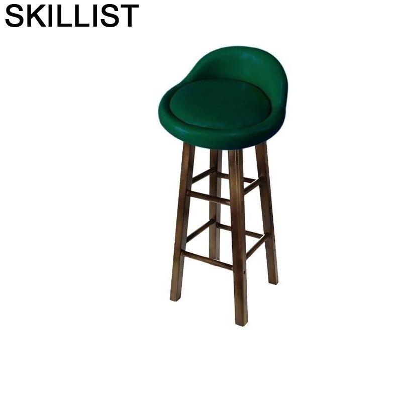 Cadir Stoel Taburete Stuhl Sandalyeler Sgabello Fauteuil Tabouret De Industriel Table Silla Stool Modern Cadeira Bar Chair