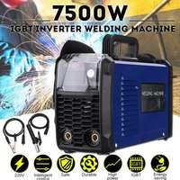 FORGELO 6000W 7500W DC Inverter ARC Welders IGBT MMA 220V Welding Machine MMA 200/MMA 250 for Home Beginner Lightweight Efficien