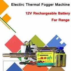 15L Tragbare Legierung Thermische Sprayer Fogger Maschine Ultra Kapazität Desinfektion Kraftstoff Benzin Wasser Nebel Fogging Maschine