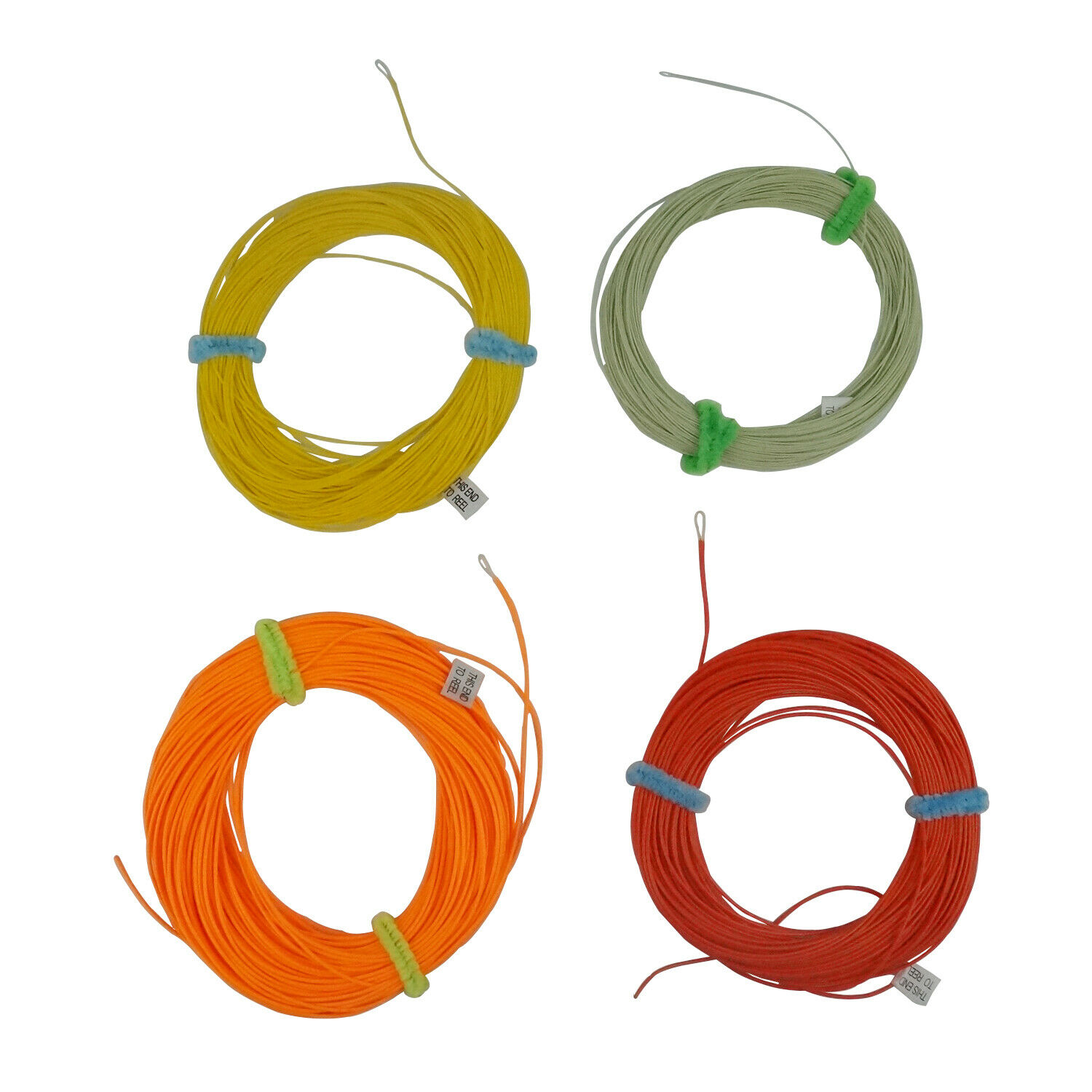 Aventik Floating/Sinking Shooting Line Running Line Fly Line 100ft With Loop L