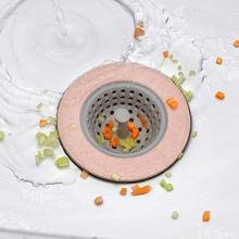 Стопор для удаления волос ванной комнаты фильтр ванны слив кухонной