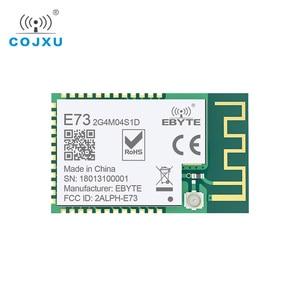 Image 4 - NRF51822 Ble 4.2 kablosuz modülü E73 2G4M04S1D 4dBm Bluetooth verici alıcı veri iletim PCB IPEX anten arayüzü