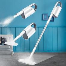 SDARISB-limpiador de mopa a vapor 6 en 1, práctico limpiador a vapor portátil desmontable para alfombra de baldosas de madera dura, herramientas multifuncionales