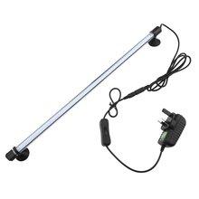 61 светодиодный погружной светильник для аквариума, аквариумный светильник для растений 12 В постоянного тока, светодиодный светильник, водонепроницаемый IP68 светильник для аквариума